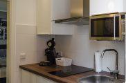 Ferienwohnung Casa Straelen Küche
